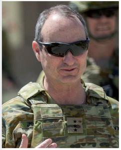 Image of Vice Admiral David Johnston