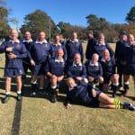 Image of Chaplain Galvin and RANRU Team